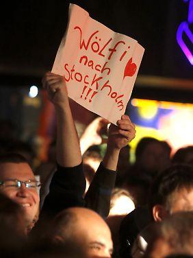 Manch einer hätte Die Kassierer gern beim ESC-Finale in Stockholm gesehen.