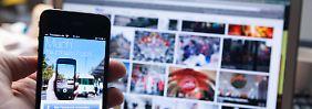 Flickr, iCloud, Google Fotos: Welcher Fotospeicher ist der beste?
