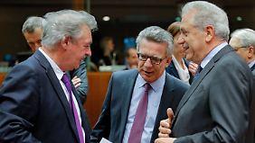 Drohungen aus Griechenland: EU-Innenminister beraten über Schengen-Außengrenzen