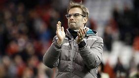 Zollte den Augsburger Fans nach der Partie Respekt: Liverpools Trainer Jürgen Klopp.