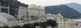 Öl und Gasimporte sind zu teuer, deshalb wurde nun auch der rechte Reaktor Nummer 4 wieder angefahren.