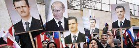 Waffenruhe in Syrien?: Die Welt muss auf Putin und Assad setzen