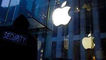Streit mit FBI: Apple beantragt Einstellung des Verfahrens