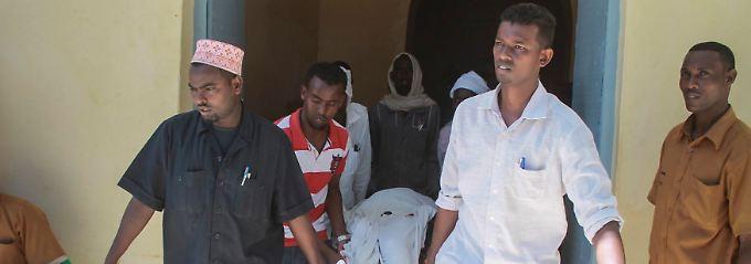 Mogadischu erlebt in diesen Tagen eine regelrechte Terrorwelle (Archivbild).