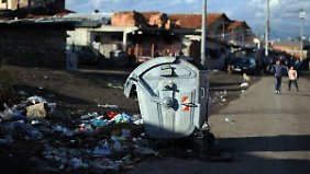 Der Babyhandel begann vor 15 Jahren in den Roma-Ghettos der Großstadt Burgas.