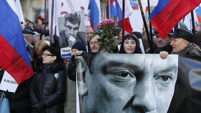 Nemzow galt vielen als charismatischer Politiker und liberaler Reformer.