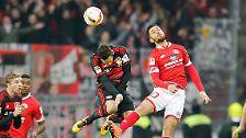 FSV Mainz 05 - Bayer 04 Leverkusen 3:1 (2:0)