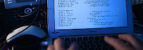 Drogen, Waffen, Falschgeld: Ermittler heben Kriminelle im Darknet aus