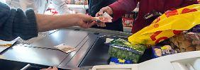 Februar-Schätzung weckt Bedenken: Euro-Preise geben überraschend nach