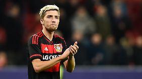 Bitter für Kampl: Er wird seinem Team für mehrere Spiele fehlen.