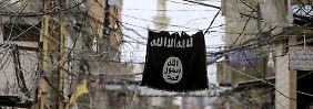 Niederländische Kämpfer exekutiert: Der IS zerfleischt sich selbst