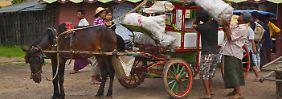 Abseits vom Trampelpfad: Unterwegs in Myanmars Norden