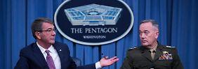 """Netzwerke """"überladen"""": USA weiten Cyber-Angriffe gegen IS aus"""