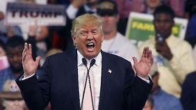 Abschottung und Abschiebung: Das könnte ein Präsident Trump für die Wirtschaft bedeuten