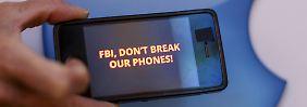 FBI beruft sich auf Gesetz von 1789: Gericht stellt sich gegen iPhone-Entsperrung