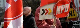 Verhandlung in Karlsruhe: Die Länder wagen mit dem NPD-Verbot viel