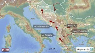 Thema: Balkanroute