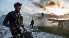 """""""13 Hours"""" im Kino: Actionreiche Heldengeschichte feiert US-Elitesoldaten mit viel Pathos"""