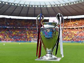 Der Pokal ist auch hübsch. Noch mehr interessierte Europas Topklub an der Champions League aber der Geldregen.