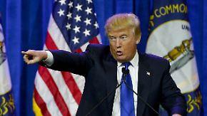 """Dauerclinch mit """"Forbes""""-Magazin: Trump schätzt sich reicher"""