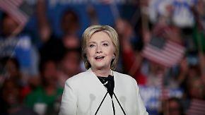 Reichensteuer und strenge Bankenregeln: Das könnte eine Präsidentin Clinton für die Wirtschaft bedeuten