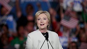 """""""Mainstream im besten Sinne"""": Das könnte eine Präsidentin Clinton für die Wirtschaft bedeuten"""