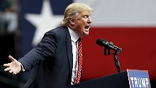 """""""Wir werden die Cleveren sein"""": Was würde """"Präsident Trump"""" bedeuten?"""