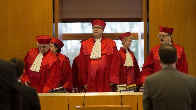 Die Richter um Andreas Voßkuhle haben zumindest das Thema V-Leute abgehakt.