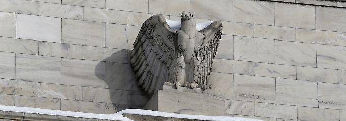 Bleibt die Fed mit ihrer Zinswende in der Winterstarre? Mitte März fällt die Entscheidung.