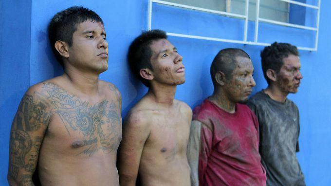 Gewalttätige Banden machen El Salvador zu einem der gefährlichsten Länder der Welt (Archivbild).