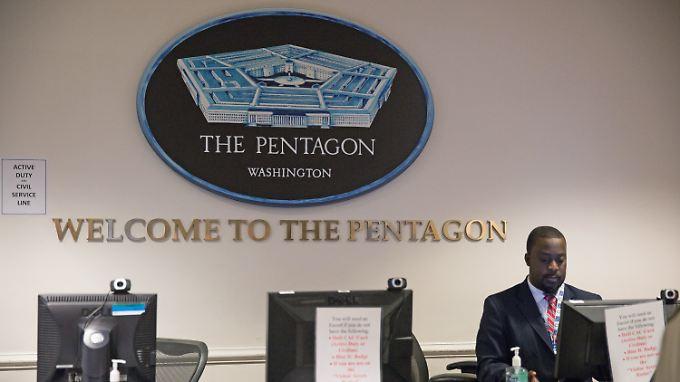 """""""Welcome to the Pentagon"""" gilt nicht mehr nur für Besuchergruppen, sondern ab sofort auch für Hacker."""