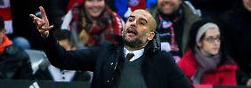 """Stimmungstief vor dem Spitzenspiel: Dem FC Bayern droht der """"Guardiola-Gau"""""""