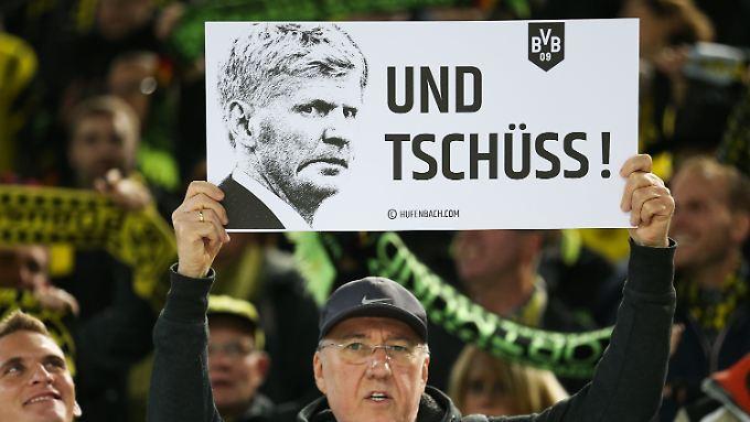 Zwölf Spiele ohne Sieg: SC Paderborn trennt sich von Stefan Effenberg