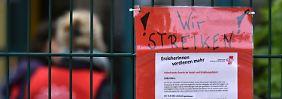 Zwei Millionen Tage Arbeitskampf: 2015 gab's so viele Streiktage wie lange nicht