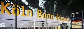 Abschiebung trotz Integration: 18-Jähriger springt in Köln-Bonn in die Tiefe