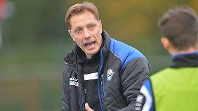 Rene Müller ist der Nachfolger von Stefan Effenberg beim SC Paderborn.
