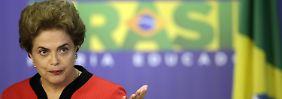 Koalitionspartner droht mit Bruch: Brasilien droht schwere Regierungskrise