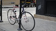 Fahrräder wie das Leben: New Yorks Schätzchen aus Stahl