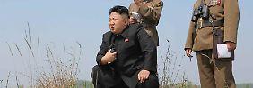 15 Jahre wegen Spionage: Nordkorea schickt US-Studenten ins Lager