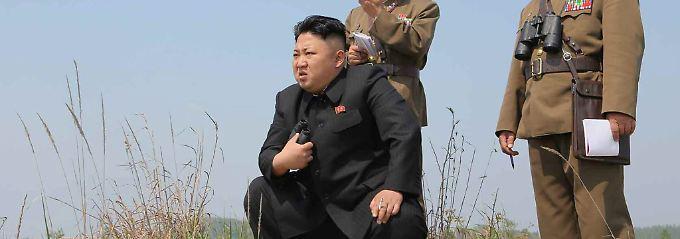 Reaktion auf Sanktionen: Nordkorea macht Atomwaffen scharf