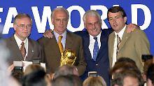 Niersbach droht Ämterverlust: Fifa-Ethiker untersuchen WM-Vergabe 2006