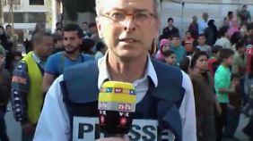 n-tv-Reporter Emmerich vor Ort: Waffenruhe in Syrien lässt Hoffnung keimen