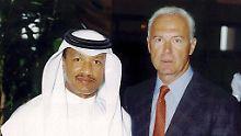 Bizarre Aussagen aus Katar: Bin Hammam verwirrt in WM-Affäre 2006