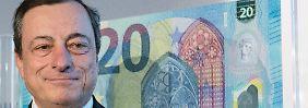 Mario Draghi spielt in der bevorstehenden Woche wieder eine Hauptrolle.