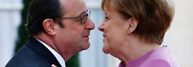 Stern-RTL-Wahltrend: Merkel kann mit Europa-Kurs punkten