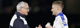 + Fußball, Transfers, Gerüchte +: Leicester greift nach Englands Meistertitel