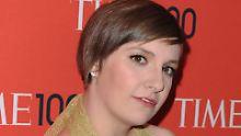 Lena Dunham ist auch als Bloggerin aktiv.