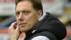 Michael Born ist nicht länger Manager des kriselnden Zweitligisten SC Paderborn.
