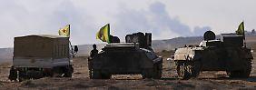 Geheimaktion bei Hasaka und Kobane?: US-Militär dementiert Syrien-Basen