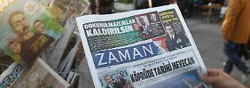 """Ex-Mitarbeiter der """"Zaman""""-Zeitung: Türkei lässt 47 Journalisten verhaften"""